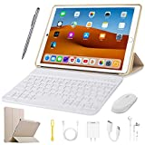 4G Tablet 10.1 Pollici con Wifi Offerte Tablet PC Offerte Android 9.0, 3GB RAM+32GB ROM, Type-C...