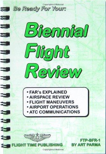 Biennial flight review (Flight bag series)
