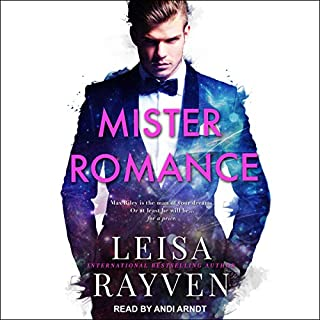 Mister Romance audiobook cover art