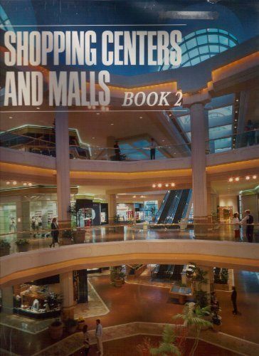 Shopping Centers and Malls, Book 2