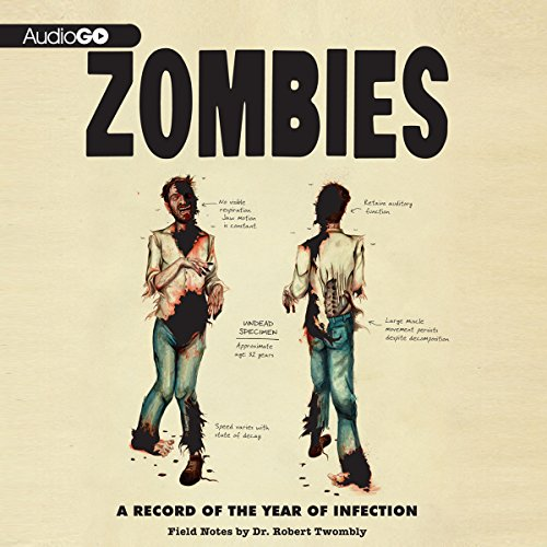 Zombies cover art