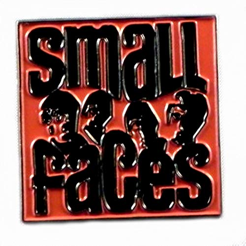 Metal Enamel Pin Badge Brooch - The Small Faces