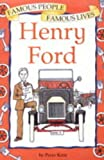 BP Title - FAMOUS PEOPLE, FAMOUS LIVES : HENRY FORD