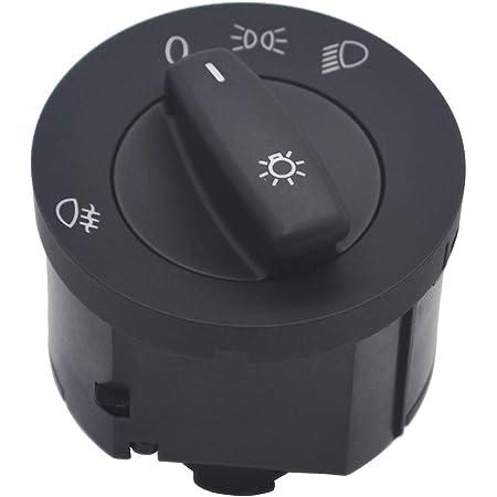 Zealfix Lichtschalter Nebelscheinwerfer Schalter Scheinwerfer 1k0941431b Für Golf 5 6 Jetta 5 6 Tiguan Caddy Passat B6 Cc Auto