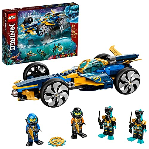 LEGO® NINJAGO® Speeder Subaquático Ninja