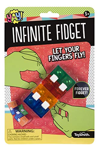 Infinite Fidget Toy, Endless Shapes, Let Your Fingers Fly