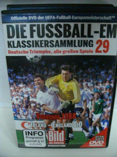 Die Fussball-EM ~ Klassikersammlung 29 ~ Deutsche Triumphe, alle grossen Spiele ~ Finale 1976 ~ Irland-England 1:0