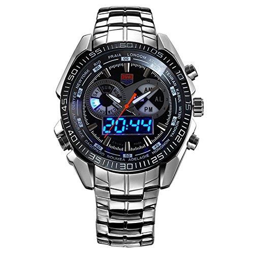 TVG - Herren -Armbanduhr- GORBEN89