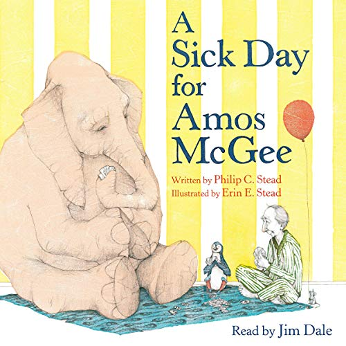A Sick Day for Amos McGee  By  cover art