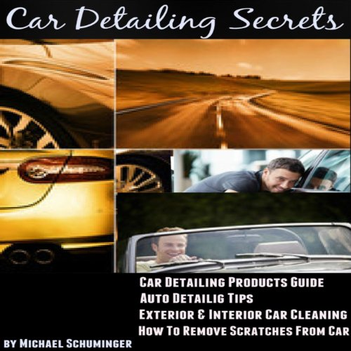 How to Remove Scratches from Car audiobook cover art