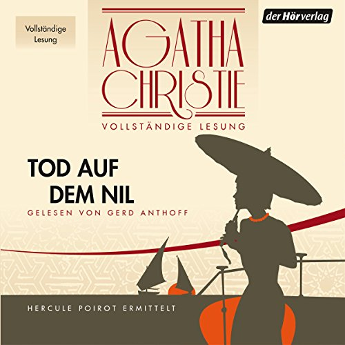 Tod auf dem Nil audiobook cover art
