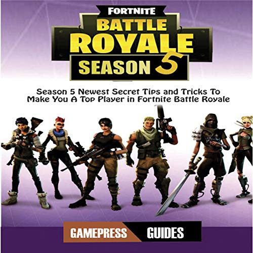 Fortnite Battle Royale, Season 5 audiobook cover art