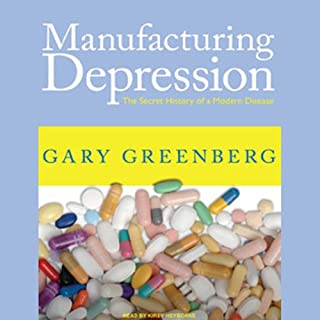 Manufacturing Depression audiobook cover art