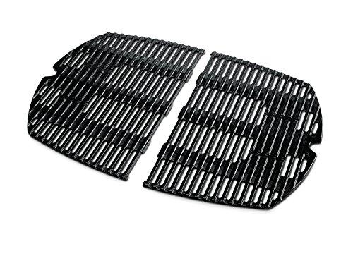 Weber Parrilla Q 3000/300de Serien, Negro, 30x 4,4x 44,2cm, 7646