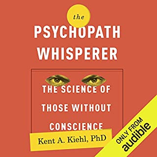 The Psychopath Whisperer audiobook cover art