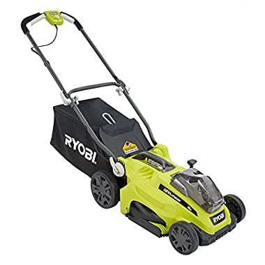 16  ONE+ 18-Volt Lithium-Ion Cordless Lawn Mower (Battery and Charger Not Included)
