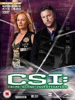 CSI Series 4 Box 2 [Reino Unido] [DVD]