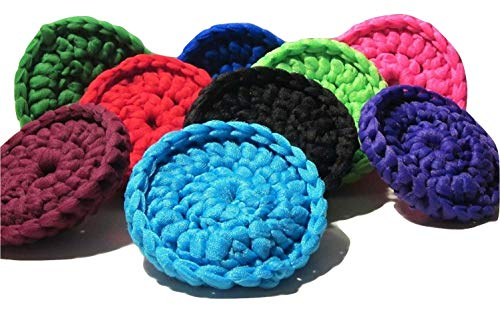 crochet pot scrubbers - 2