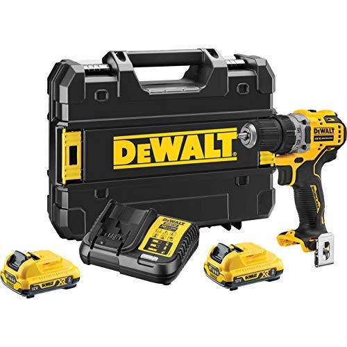 DEWALT DCD701D2-GB, 12 V