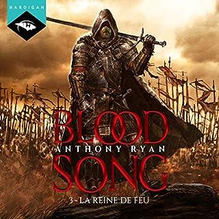 La Reine de feu     Blood Song 3              De :                                                                                                                                 Anthony Ryan                               Lu par :                                                                                                                                 Nicolas Planchais                      Durée : 32 h et 14 min     326 notations     Global 4,6