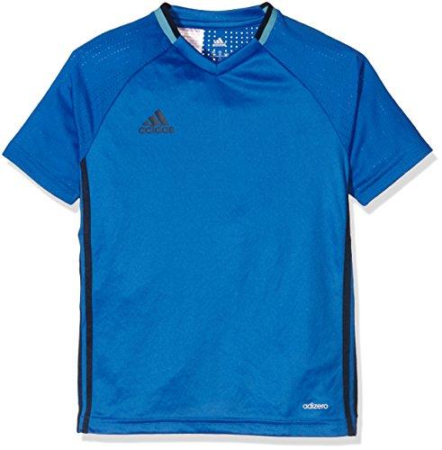 adidas Kinder Shirt Condivo 16 Training Jersey Trainingstrikot, Blue/Collegiate Navy, 164