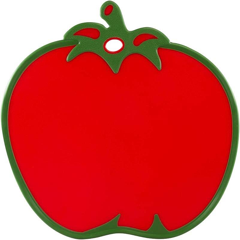 Dependable Tomato Shape Non Slip Border Cutting Chopping Board