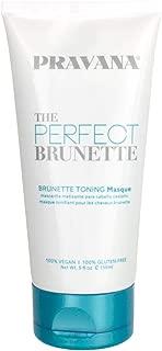 pravana brunette toning masque