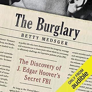 The Burglary cover art