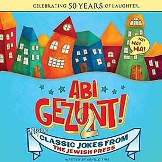 Abi Gezunt! Vol. 2 cover art
