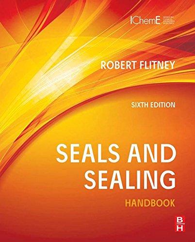Seals and Sealing Handbook (English Edition)