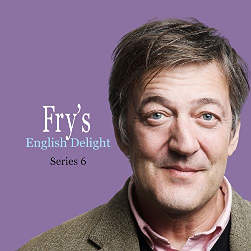 Page de couverture de Fry's English Delight (Series 6)
