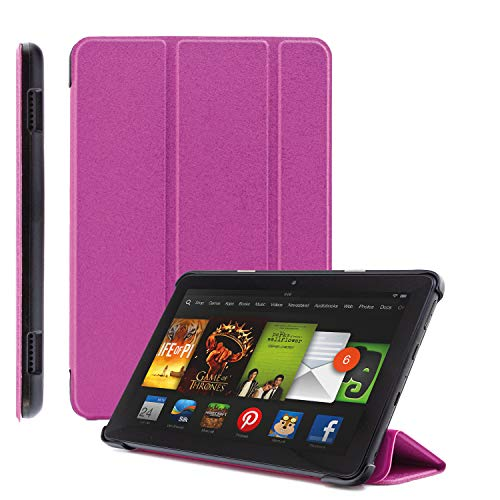 COOVY Ultra Slim Cover für Amazon Kindle Fire HD 8 (10. Gen. Model 2020) Smart...