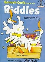 Bennett Cerf's Book of Riddles (Beginner Books)