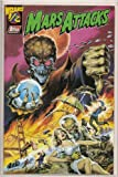 Mars Attacks Issue 1/2 (Wizard Comic, volume 1/2)