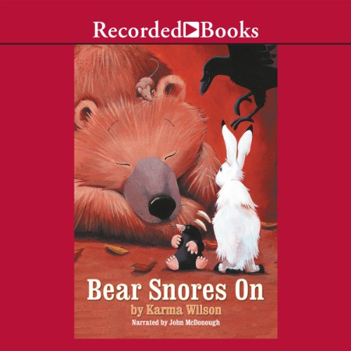 Bear Snores On cover art