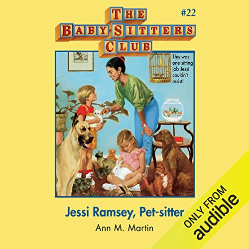 Jessi Ramsey, Pet-Sitter cover art
