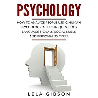 Psychology audiobook cover art