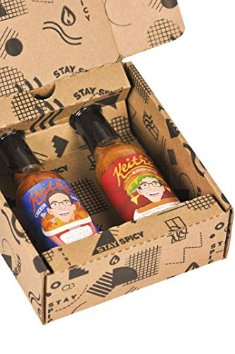 Keith's Hot Sauce Duo