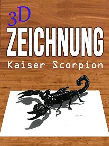 Clip: 3D Zeichnung Kaiser Scorpion