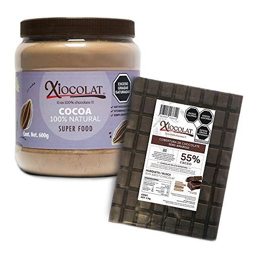 dose of cocoa loreal fabricante XIOCOLAT XO