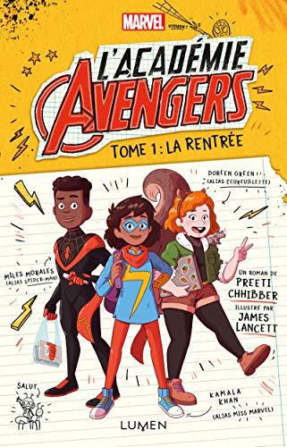 L'Académie Avengers
