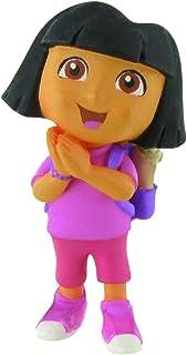 Comansi Y99203. Figura Pvc. Dora La Exploradora. Dora Ilusionada. 7 cm