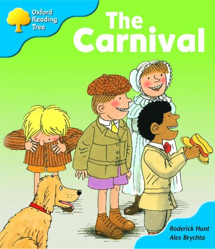 Oxford Reading Tree: Stage 3: More Storybooks: the Carnival: Pack Bの詳細を見る