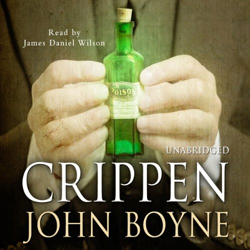 Crippen audiobook cover art