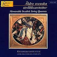 Vol. 3-Aldre Svenska Strakkvartetter