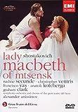 Shostakovitch: Lady Macbeth of Mtsensk [DVD] [Import] image