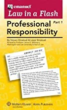Download Law in a Flash Cards: Professional Responsibility (2-part set) by Steven L. Emanuel, Lazar Emanuel Crds/Bklt Edition [Paperback(2010)] PDF