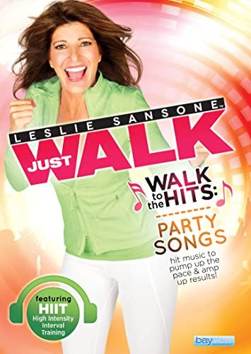 Leslie Sansone Walk to the Hits Party Songs product image