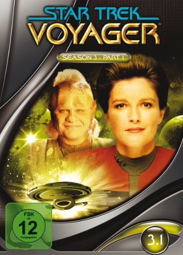 Star Trek - Voyager/Season 3.1 (3 DVDs)