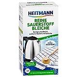 Heitmann Reine Sauerstoff-Bleiche: für Sauberkeit im Haushalt, hohe Waschkraft mit Soda und Sauersto…